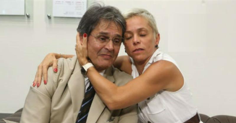 roberto jefferson e cristiane brasil divulgacao