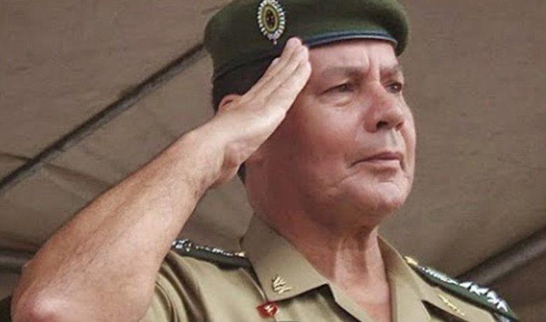 """General Mourão, vice de Jair Bolsonaro, defende ação militar em caso de """"revolta popular""""[fotografo]Reprodução Youtube[/fotografo]"""