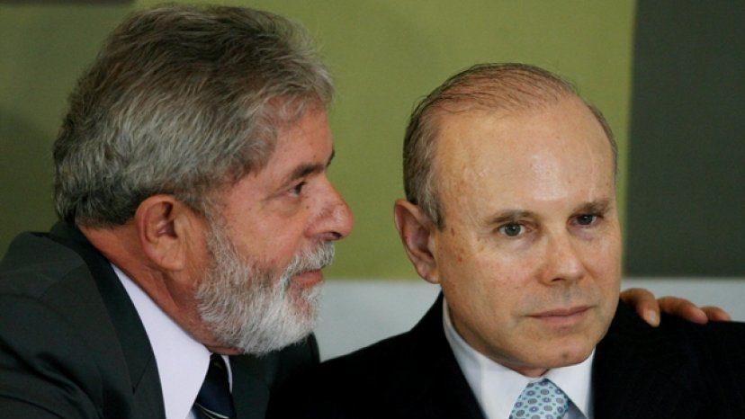 Resultado de imagem para STF retira de Moro trechos de delações sobre Lula e Mantega