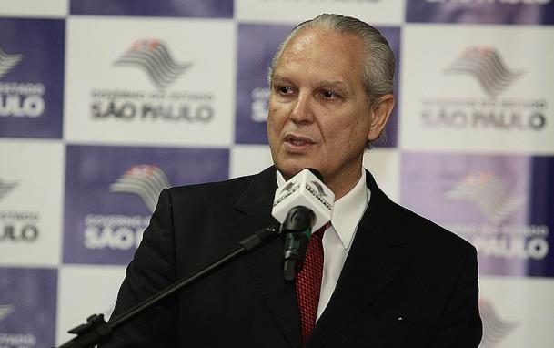 Monteiro foi secretário de Planejamento e Desenvolvimento Regional e tesoureiro das campanhas de 2010 e 2014 de Alckmin[fotografo]Reprodução / PSDB-SP[/fotografo]