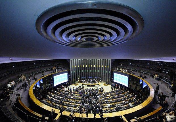 Plenário Câmara | Antônio Cruz | Agência Brasil