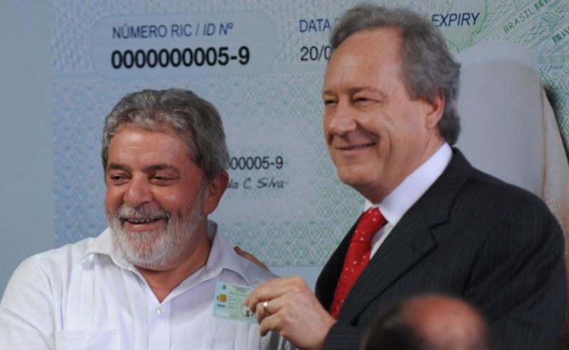 Lewandowski autoriza que Lula dê entrevista de áudio e vídeo para ...