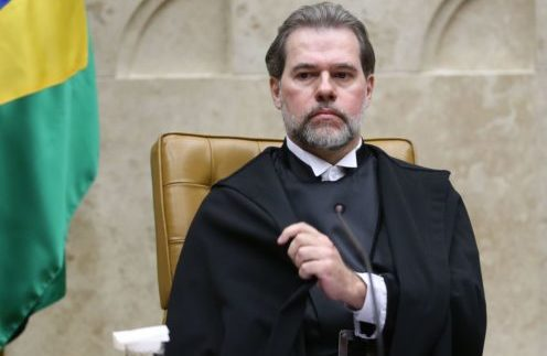 O ministro Dias Toffoli assumiu a presidência do Supremo Tribunal Federal na última terça-feira (13)