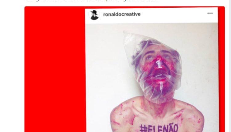 Bolsonaro tortura