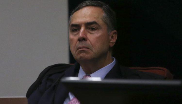 Ministro Luís Roberto Barroso, vice-presidente do TSE, reforçou proibição do uso do nome de Luiz Inácio Lula da Silva como candidato à Presidência da República