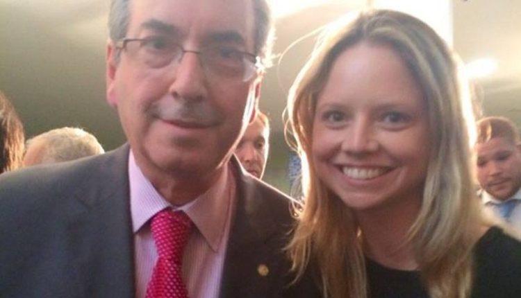 Filha de Eduardo Cunha, Danielle Cunha é campeã de doações do MDB