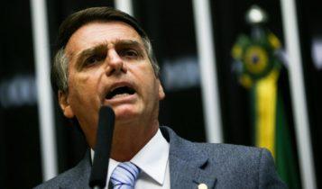 Com Lula fora da disputa, o candidato do PSL, Jair Bolsonaro, aparece em 1º na pesquisa Ibope