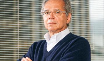 Guru de Bolsonaro, Paulo Guedes - Divulgação