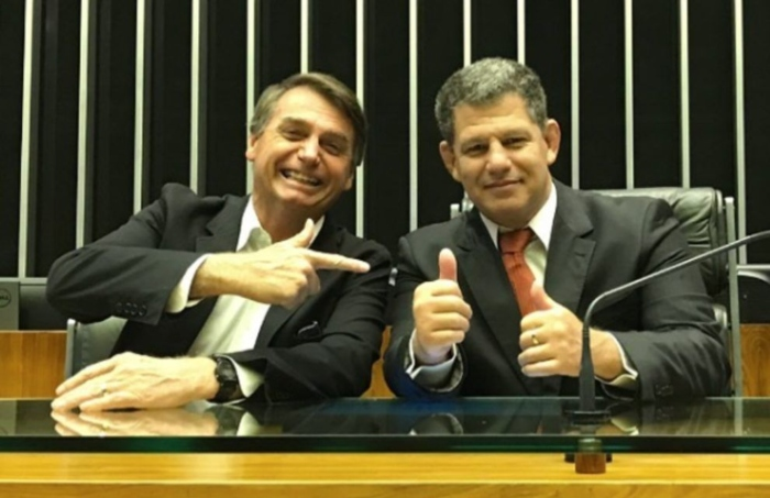 """Braço-direito de Bolsonaro, Bebbiano nega desavença com Bivar no comando de campanha: """"Atrito zero"""""""