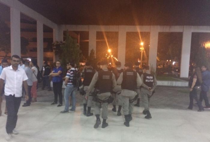 TRE da Paraíba proibiu a realização de uma palestra sobre democracia na UFPB