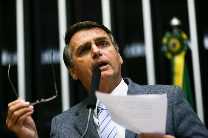 Bolsonaro agora encarna perfil liberal, mas teve atuação contrária a privatizações, por exemplo, como deputado