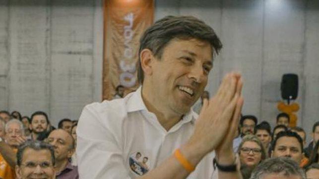 João Amoêdo recebeu 2,5% dos votos válidos na eleição presidencial
