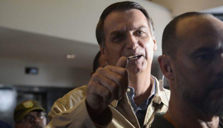 TSE - o candidato Jair Bolsonaro já anunciou quatro nomes para seu ministério, se for eleito presidente