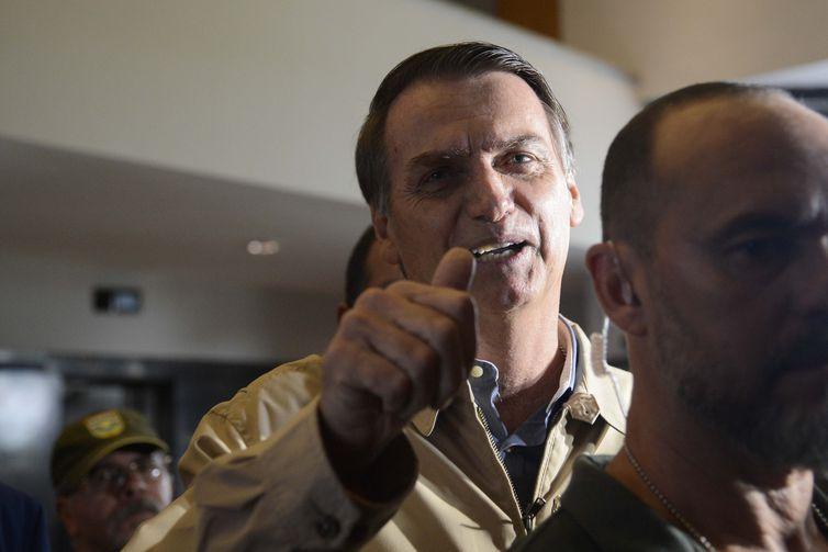 Bolsonaro confirma o astronauta Marcos Pontes como possível ministro - Agência Brasil