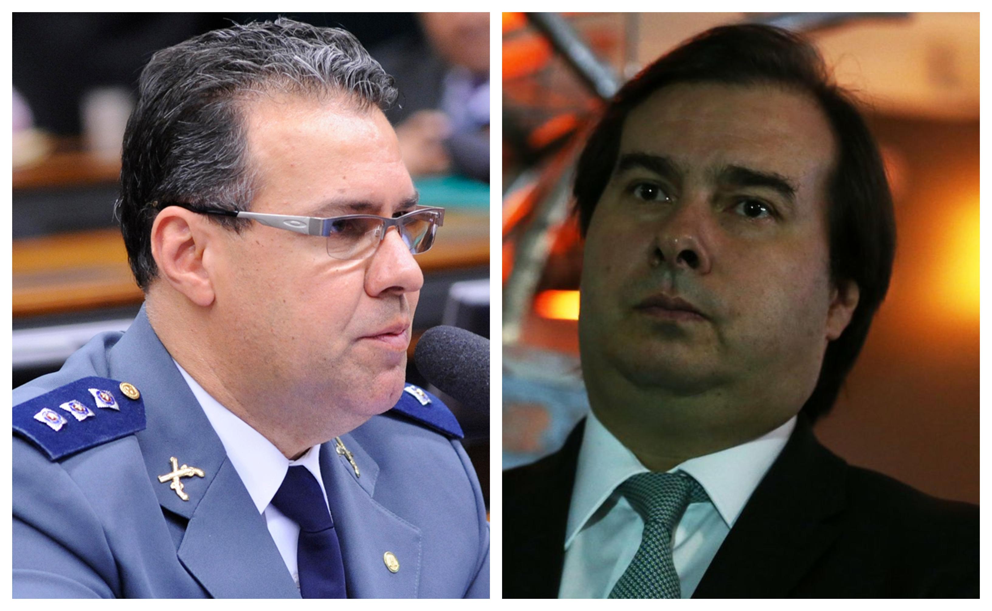 Aliados de Bolsonaro já começaram a brigar pela presidência da Câmara - Reprodução/José Cruz/Agência Brasil