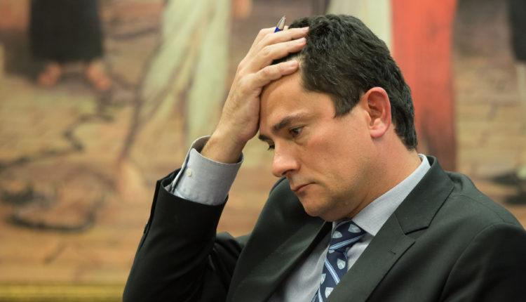 O juiz Sérgio Moro é responsável por ações da Lava Jato na Justiça Federal no Paraná