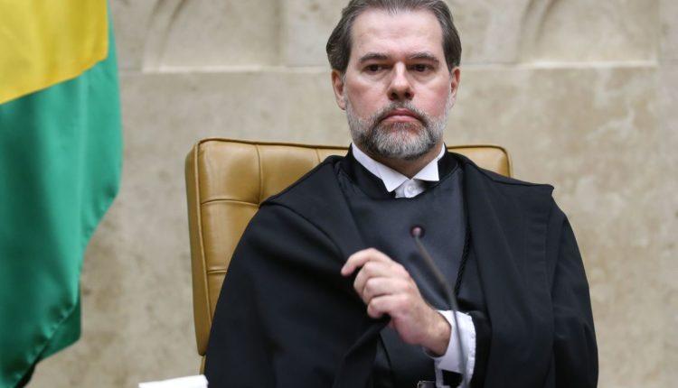 O ministro do Supremo Tribunal Federal (STF) Dias Toffoli tomou posse como presidente da Corte em 13 de setembro
