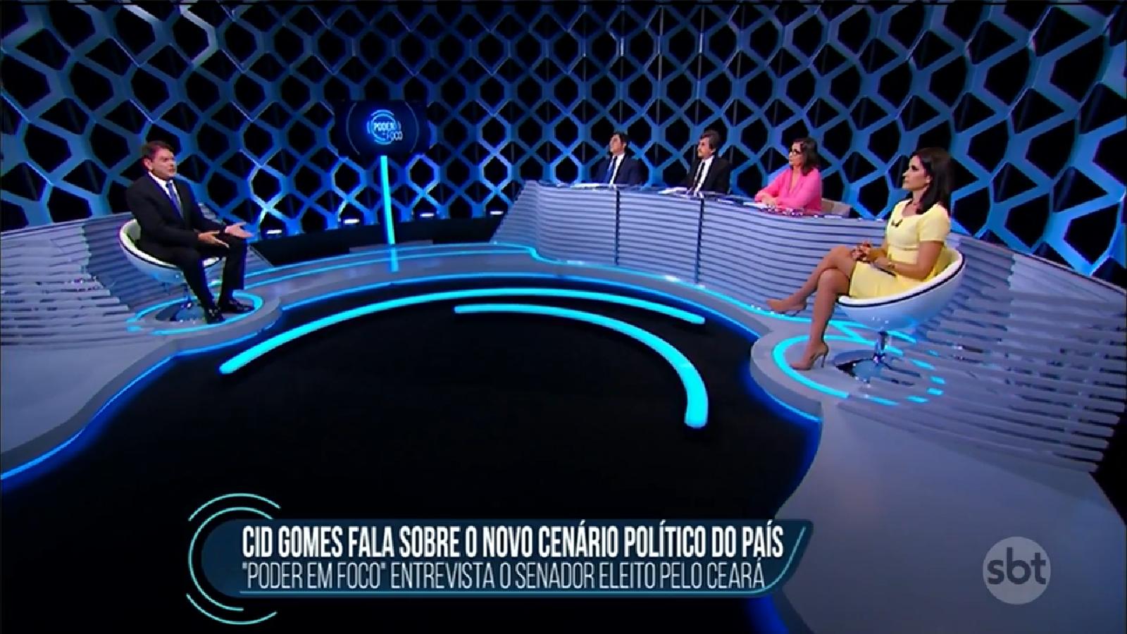 Equipe econômica de Bolsonaro não durará seis meses, projeta Cid Gomes - Reprodução / YouTube