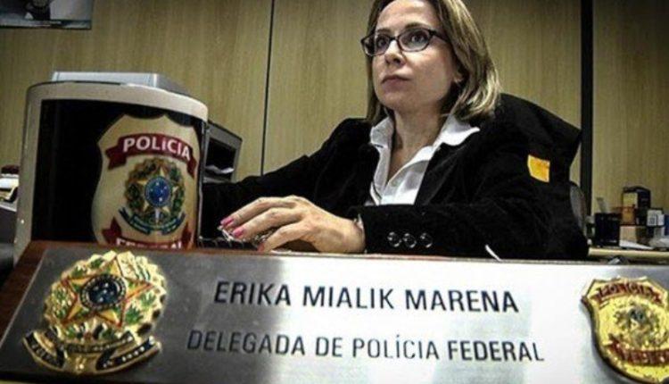 Moro. Erika compôs equipe de Moro na força-tarefa da Lava Jato em Curitiba