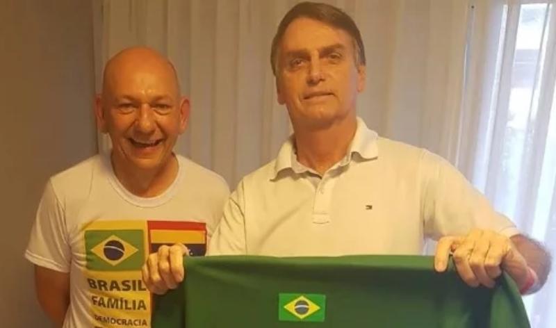 MPF. Dono da Havan fazia manifestações públicas recorrentes de apoio a Bolsonaro