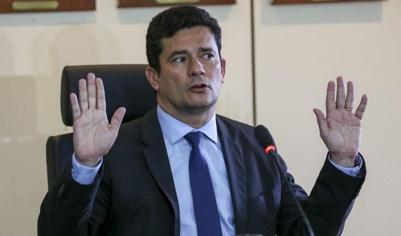 Moro, o ministro perfeito para o PSL e o PT - Fabio Rodrigues Pozzebom / Agência Brasil