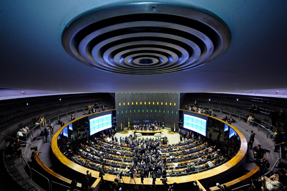Cinco dos 14 partidos atingidos por cláusula de barreira negociam fusões - Edilson Rodrigues / Agência Senado