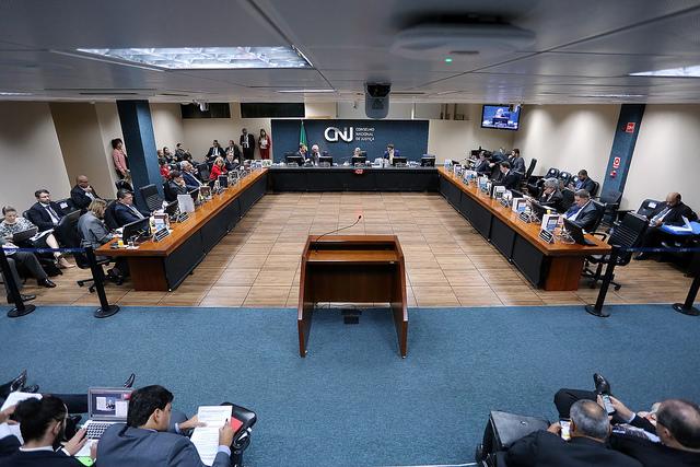 CNJ aprova volta do auxilio-moradia em menos de um minuto de sessão