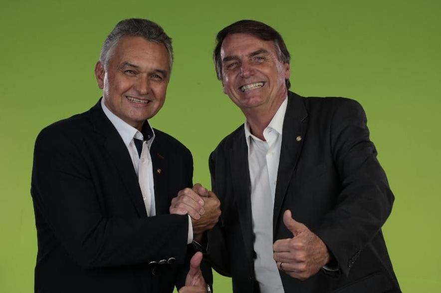 General eleito pelo PSL quer cassar partidos envolvidos em irregularidades - Facebook
