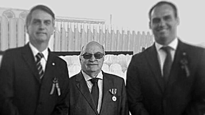 Ex-chefe de gabinete de Bolsonaro doava mais que o próprio salário aos filhos do presidente eleito - Divulgação