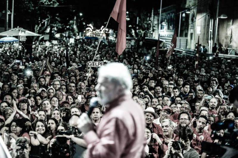A autoindulgência de uma esquerda real de desempenho mediano - Ricardo Stuckert / Instituto Lula