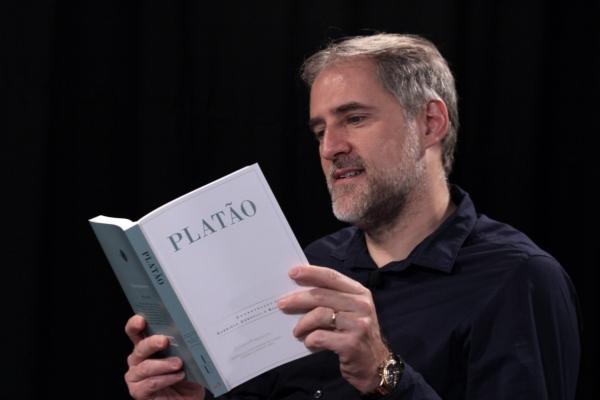 Gabriele Cornelli e o livro-tema desta coluna
