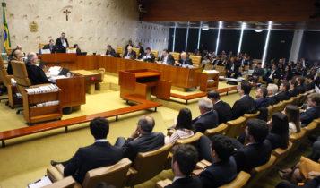 STF. Sessão plenária do STF julga legalidade de aplicativos de transporte; Fux e Barroso já se manifestaram favoravelmente