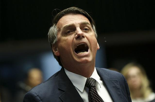 Discurso eleito: Bolsonaro será empossado em 1º de janeiro