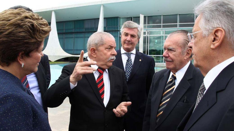 Bolsonaro e a requalificação dos governos passados - Roberto Stuckert Filho / PR