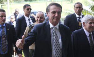 Bolsonaro é um dos principais aliados dos norte-americanos no conflito com a Venezuela