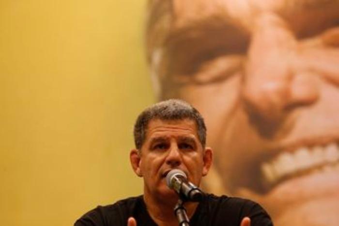 Carlos Bolsonaro chama Bebbiano de mentiroso e diz que ministro não conversou com o presidente - Fernando Frazão / Agência Brasil