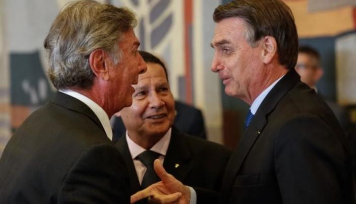 Collor. Ex e atual: Collor e Bolsonaro se aproximam, enquanto PT fecha triângulo improvável de relação