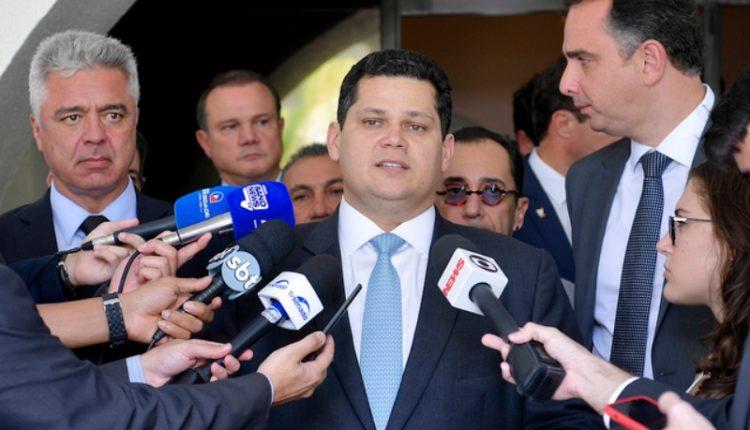 MDB ganha. Entre Major Olímpio e Rodrigo Pacheco, presidente do Senado anuncia acordo para a composição das comissões