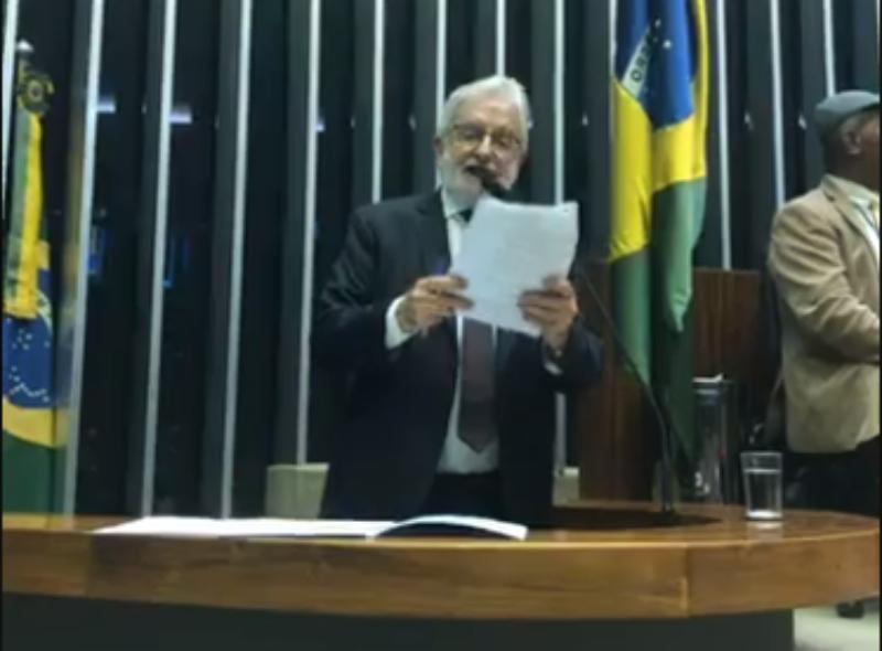 Psol quer Bebbiano no plenário da Câmara para explicar suspeita de fraude eleitoral - Reprodução / Facebook
