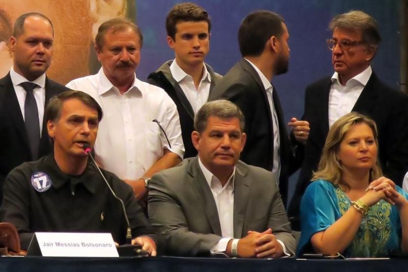 """Partido de Bolsonaro criou """"candidata laranja"""" para usar R$ 400 mil de verba pública - Vladimir Platonow / Agência Brasil"""