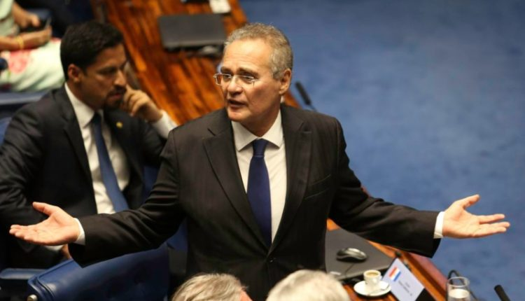 MDB. Quatro vezes presidente do Senado, Renan viu seu império ruir com a vitória do candidato governista