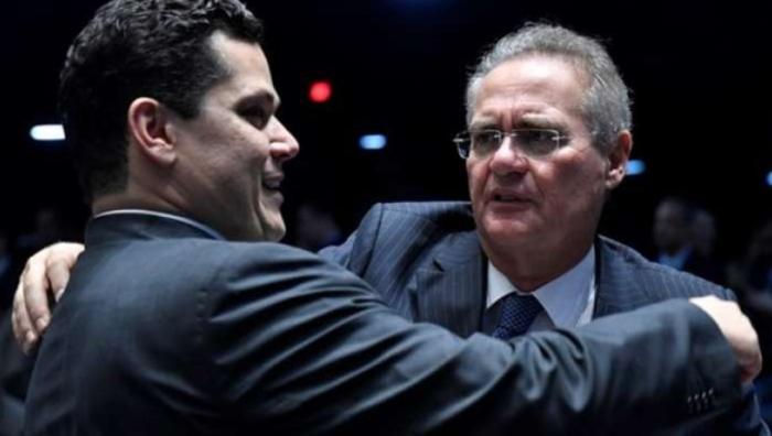 Alcolumbre. Golias? Senador de primeiro mandato, Davi encarna os ares de renovação e desbanca Renan do pedestal que o MDB ocupou há mais de década