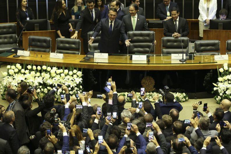 Direita cresce e engole o centro no Congresso mais fragmentado da história - José Cruz/ABr