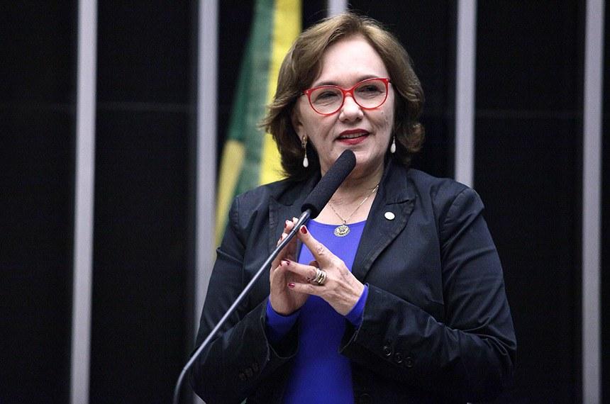 A parlamentar potiguar Zenaide Maia teve participação crucial na formação do bloco PT-Pros