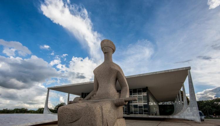 Supremo Tribunal Federal [fotografo]Dorivan Marinho/STF[/fotografo]