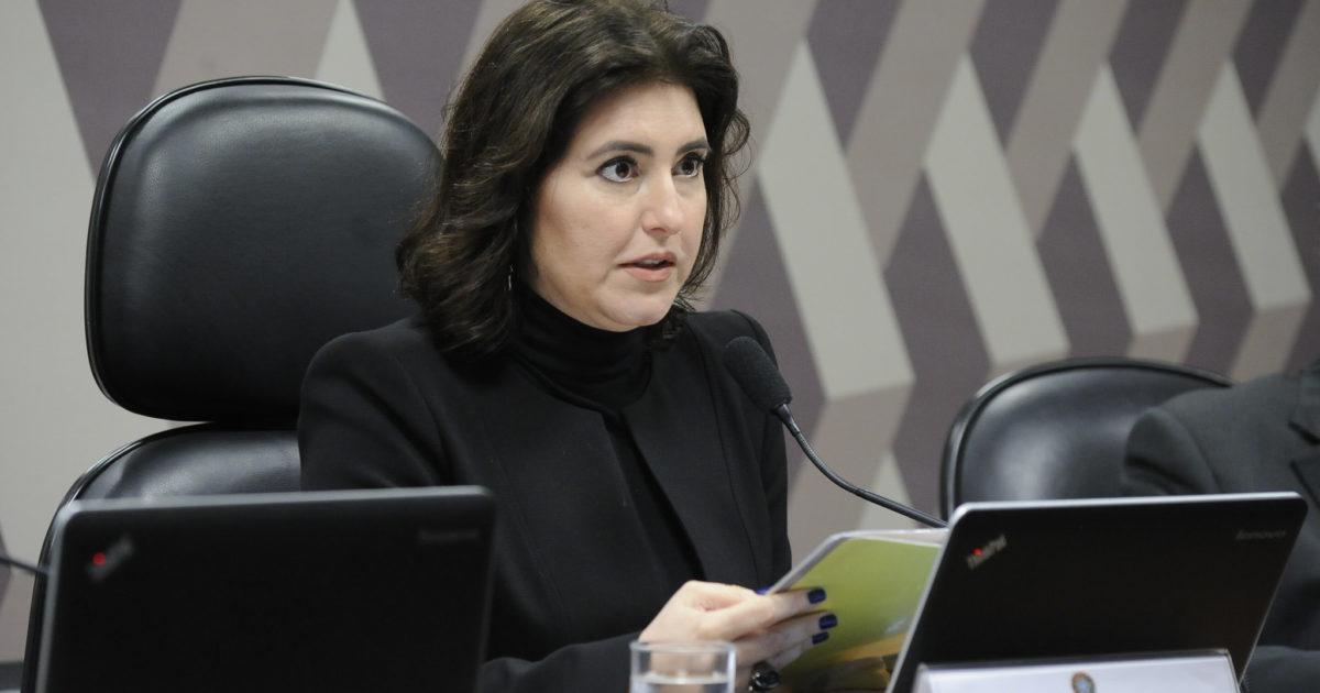 Diálogos de Moro são atípicos, mas não dão base a CPI, diz Simone Tebet |  Congresso em Foco