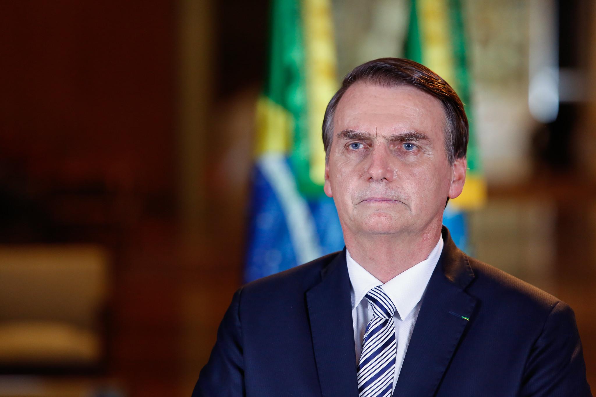Bolsonaro J U00e1 Defendeu Estudantes Que Admiravam Hitler