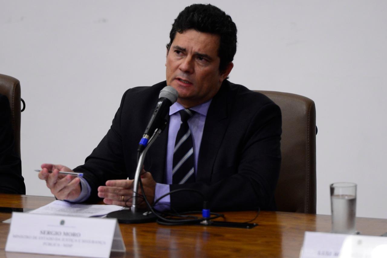 Moro é intimado pela PF para depor sobre atos antidemocráticos