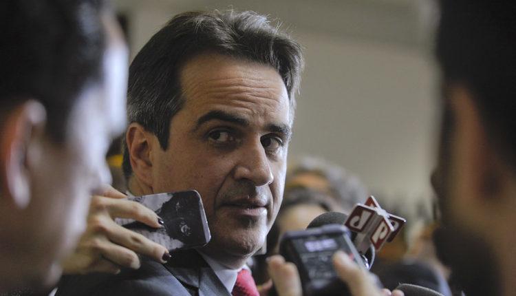 O senador Ciro Nogueira (PP-PI) [/fotografo] Agência Senado [/fotografo].