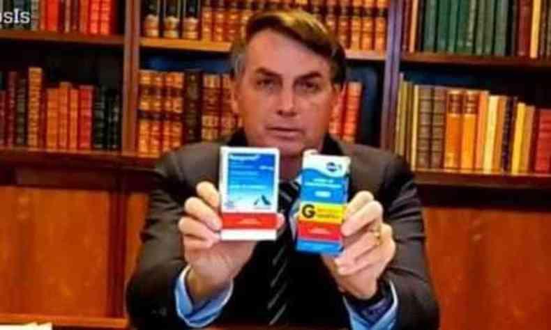 Sociedade Brasileira de Imunologia desaconselha cloroquina para ...